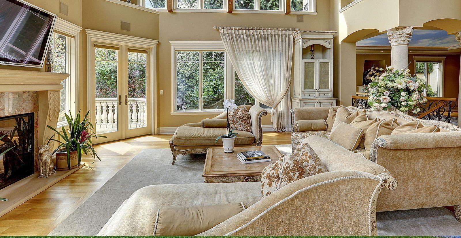 Living Room - Jenna D'Amico